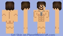 Death Stranding (Norman Reedus) Minecraft Skin