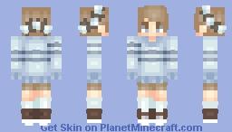 Cloud Cover Minecraft Skin