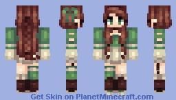 –«Minty Fresh (Title YYYY)»– Minecraft Skin
