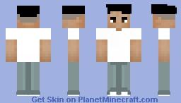 Me, I guess Minecraft Skin
