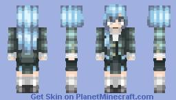 Kiznaiver is giving me the  feelies Minecraft Skin