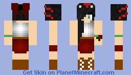 Zina___ Minecraft Skin