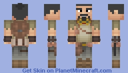Takeo Masaki (CoD zombies) Minecraft Skin
