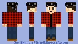 ♦ Plaid guy ♦ Minecraft Skin