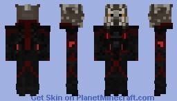 Primarch Adrien Victus, Mass Effect 3 Minecraft Skin