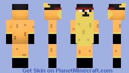Endure_Slayer's Skin Minecraft Skin