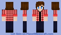 something that's not pajamas wow Minecraft Skin