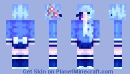 OC ~ Amaranthine Minecraft Skin