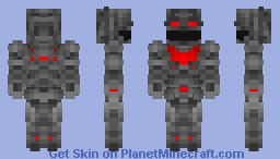 Batman Arkham Knight Batman Beyond Skin Minecraft Skin - Skins para minecraft pe de batman