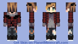 BevDev Minecraft Skin