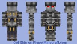 Iudex Gundyr / Champion Gundyr  ( Dark Souls 3 ) Minecraft Skin