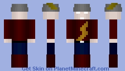 The Rival Minecraft Skin