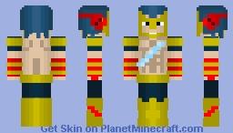 Savitar Minecraft Skin
