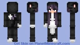 Kitty Onesie ♥ Minecraft Skin