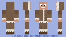 Eskimo skin