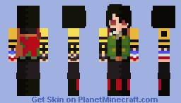 Fun Ghoul (Name Change) Minecraft Skin