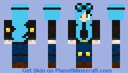 DanTDM girl Minecraft