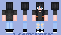 🎶You don't know the half of the abuse🎶 // Skeleton Minecraft Skin