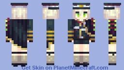 「刀剣乱舞」蛍丸 Hotarumaru Minecraft Skin