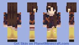 Hipster Heave Minecraft Skin