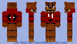 FazPool(ME) Minecraft Skin