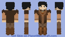 Request: Jason Sterling Minecraft Skin