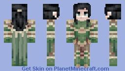 OC // Kyla Minecraft Skin