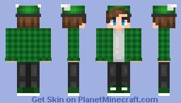 AustinIsALemur // {FS} Minecraft Skin