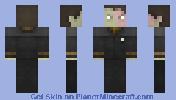 Data, With Grafted Skin / First Contact Minecraft Skin