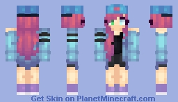 Ok ok, I'll get back to requests now. Minecraft Skin