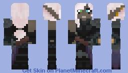 Olarae'Inilani - Modified Armor Minecraft Skin