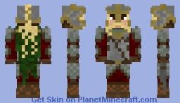 Rider of Rohan Minecraft Skin