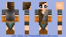 Shield Maiden Minecraft