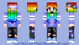 Now me and bae can be twins Minecraft Skin