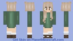BiancaMoon ☾♡☽ Minecraft Skin