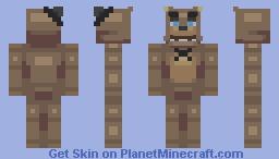 Freddy Fazbear {Remade! (Again) } [Alt in Desc.] Minecraft Skin
