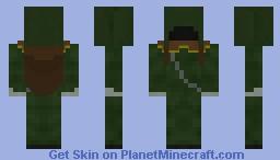 Sleep Dopesmoker (Request!) Minecraft Skin