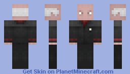 Captain Picard  / FC Uniform Minecraft Skin