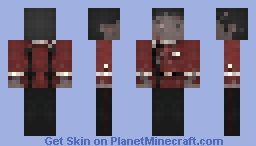 ST TMP Zombie / Request Minecraft Skin