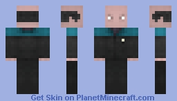 EMH  /  The Doctor Minecraft Skin