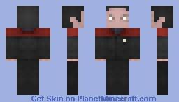 Commander Chakotay Minecraft Skin