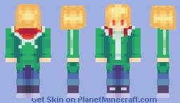 NORAGAMI - YUKINE Minecraft Skin