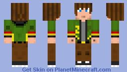 ZXYV 3 Minecraft Skin