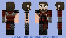 NeverEatPie (rpg) Minecraft Skin