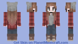 ~I was born but wasn't raised~ Minecraft Skin