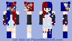 +~+4th Of July+~+ Minecraft Skin