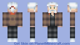 Elder Minecraft Skin