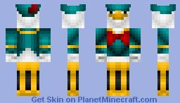 Dolan Duck Minecraft Skin