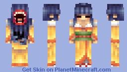 Futakuchi-onna Minecraft