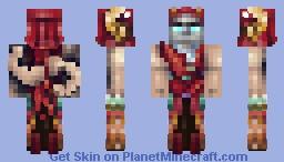 Gilgamesh Minecraft Skin